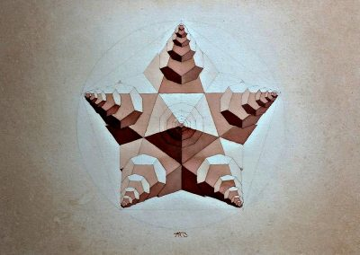 """""""Dodecahedral Star"""""""
