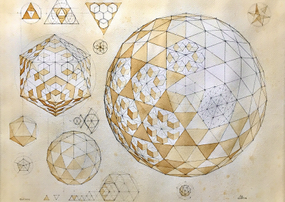 """""""Study of Equilateral Dimensions"""""""